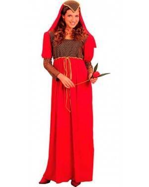 Costume Giulietta Adulto Tg. Unica