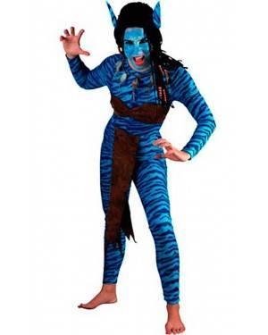 Costume Guerriero Avatar Donna Adulto