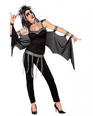 Costume Hard Rocker Donna
