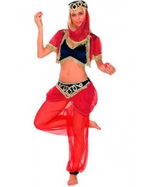 Costume Harem Odalisca Adulto Tg. Unica