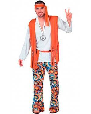 Costume Hippie Uomo Adulto