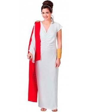 Costume Imperatrice Romana Adulto Tg. Unica