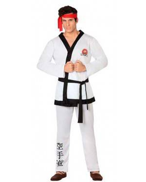 Costume Karate Adulto