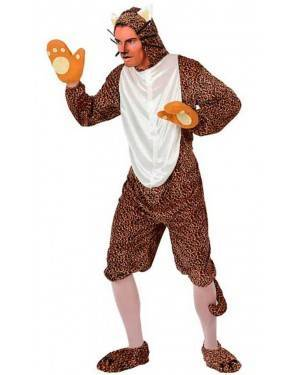 Costume Leopardo Adulto Tg. M/L