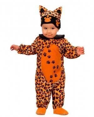 Costume Leopardo Baby