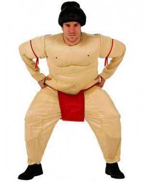 Costume Lotattore di Sumo