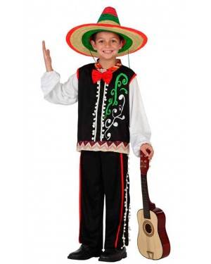 Costume Mariachi Messicano Bambino