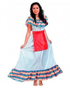 Costumi Messicana Adulto Tg. Unica