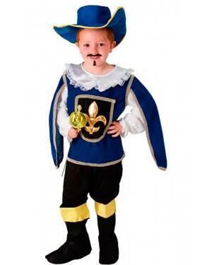 Costume Moschettiere Bambino per Carnevale | La Casa di Carnevale