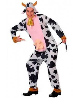 Costume Mucca Adulto