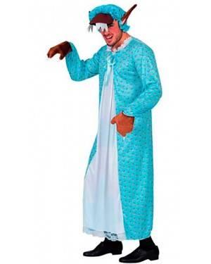 Costume Nonna Lupo Adulto Tg. Unica