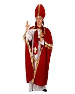 Costume Papa Rosso Adulto