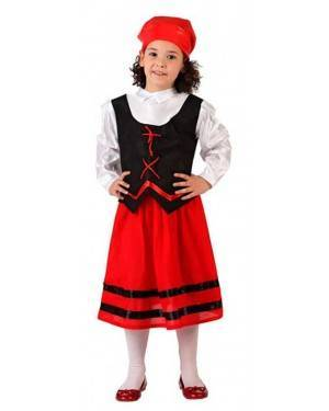 Costumi Pastorella Taglia 10-12 Anni per Carnevale