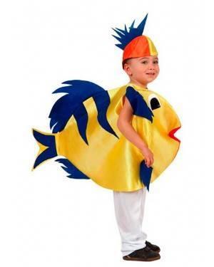 Costume Pesce Bambini