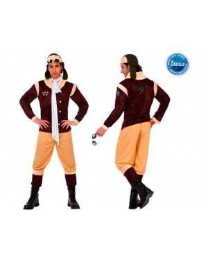 Costume Pilota d'Epoca