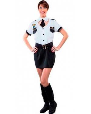 Costume Pilota Donna. Tg. Unica.