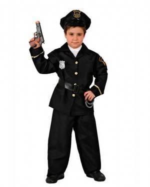 Costume Poliziotto Bambino