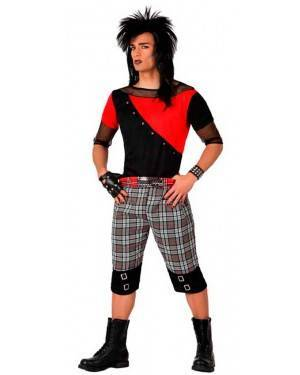 Costume Punky Adulto