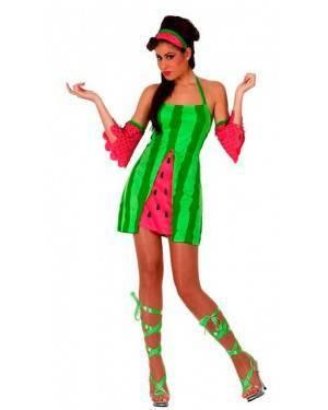 Costume Ragazza Cocomero Tg. M/L