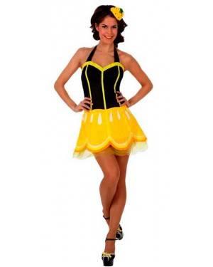 Costume Ragazza Limone Tg. M/L