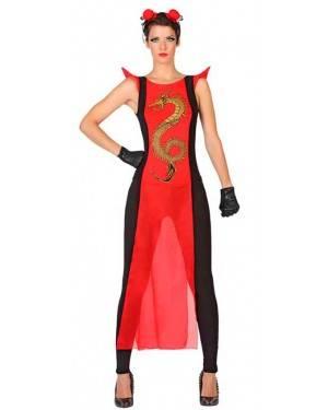 Costume Samurai Donna