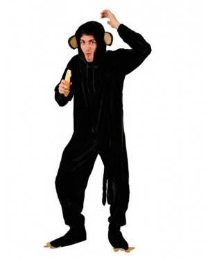 Costume Scimmia Adulto Tg. M/L