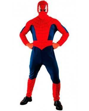 Costume Spider Eroe-Ragno Adulto