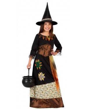 Costume Streghetta Patchwork
