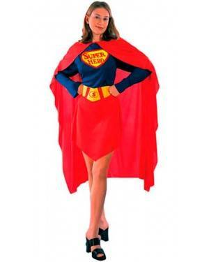 Costume Super Eroe Donna Adulto