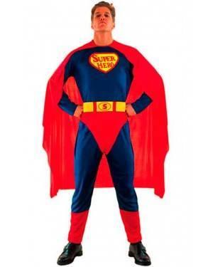 Costume Super Eroe Uomo Adulto
