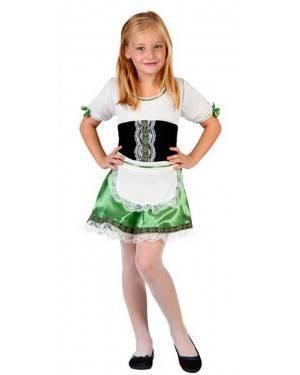 Costume Tedesca Bambina