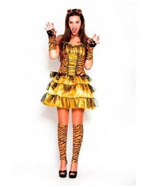 Costume Tigre Sexy