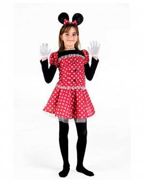 Costume Topolina Bambina