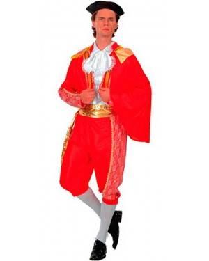 Costume Torero-Matador Uomo Adulto Tg. Unica