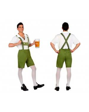 Costume Uomo Bavarese