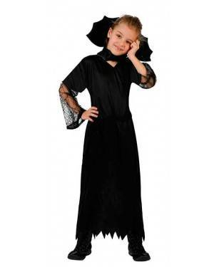 Costume Vedova Nera Bambina