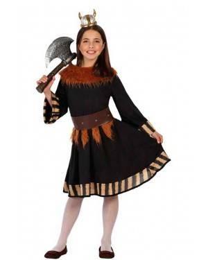 Costume Vichingo Bambina