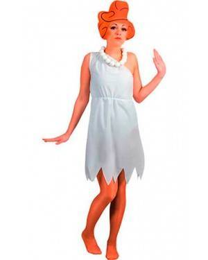 Costume Wilma Flinstone. Adulto