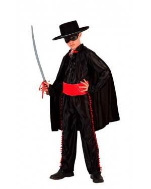 Costume Zorro-Eroe Mascherato