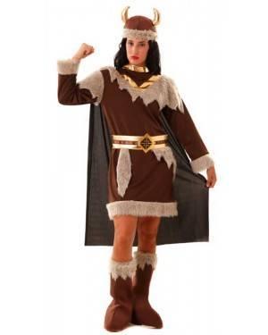 Costume Vichinga Donna per Carnevale | La Casa di Carnevale