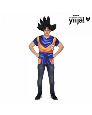 Maglia Goku Adulto per Carnevale | La Casa di Carnevale