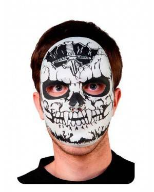 Maschera Cranio Adulto