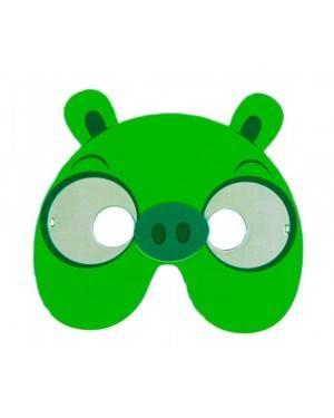 Maschera Eva Maiale Verde