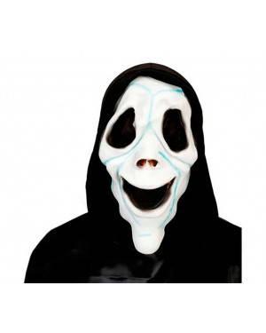 Maschera Fantasma Scream in Lattice