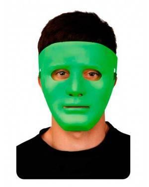 Maschera Verde Neon