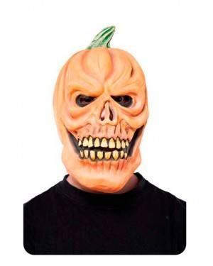 Maschera Zucca Terrore Adulti