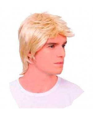 Parrucca Bionda per Uomo