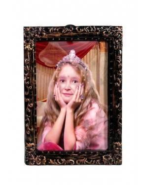 Quadro Principessa Halloween 27X35cm