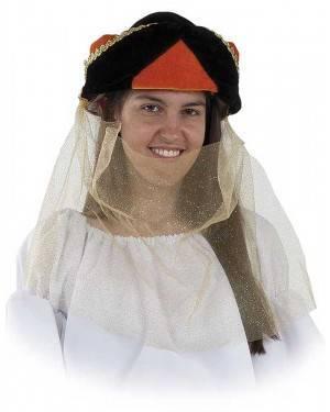 Turbante da Moro Donna Adulto per Carnevale | La Casa di Carnevale