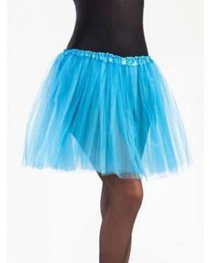 Tutù Azzurro 40 cm per Carnevale | La Casa di Carnevale